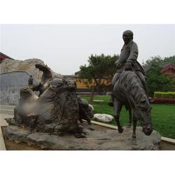 纯铜人物雕塑摆件,鼎丰铜雕(已认证),四川人物雕塑图片