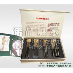 专业设计不锈钢样品盒 板材色卡夹 铝合金色卡册图片
