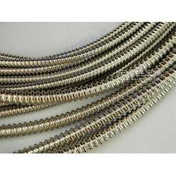 供应福莱通耐高温不锈钢金属软管,P3型不锈钢穿线蛇皮管厂家销售图片