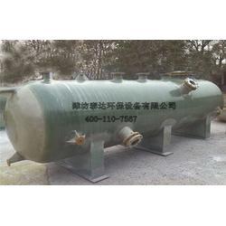 山东省玻璃钢容器-玻璃钢储罐容器-泰达环保图片