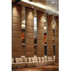 本格隔断,宴会厅活动折叠屏风,珠海活动折叠屏风图片