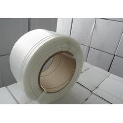 纤维打包带批发、广州越狮(在线咨询)、丽水纤维打包带图片