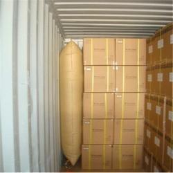 广州越狮(图)、集装箱充气袋哪家好、深圳集装箱充气袋图片
