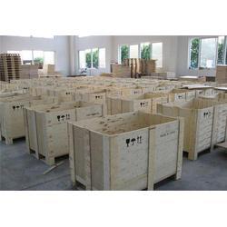 陕西木箱定制-越狮工业优质商家-加厚木箱定制图片