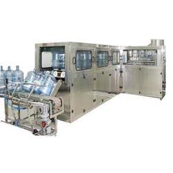 桶装水灌装机_桶装水灌装机生产线_安吉尔五金图片