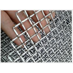 永然金属丝网-不锈钢小丝轧花编织网-轧花编织网图片