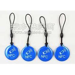 蓝加科技会员卡制作/水晶滴胶卡/门禁钥匙扣卡/NFC卡制作图片