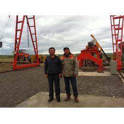 辽宁水泥顶管机-水泥顶管机报价-青州三龙图片