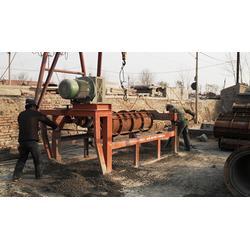 水泥制管机的,青州三龙,水泥制管机图片