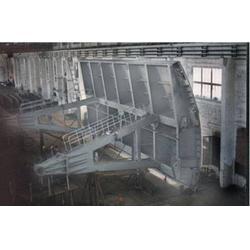 清污機-hq型回轉式清污機-黃河水工機械圖片