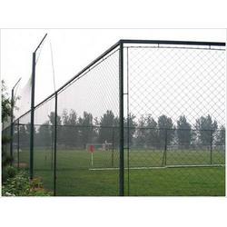 海北篮球场围网、篮球场围网规格、宝创金属丝网(多图)图片