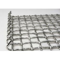 宝创金属丝网 轧花网护栏材质-渭南轧花网图片
