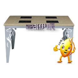 甘肃大理石餐桌,人造大理石餐桌,伊派餐饮设备图片
