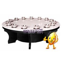 伊派餐饮设备专业生产 大理石餐桌 贵州大理石餐桌图片