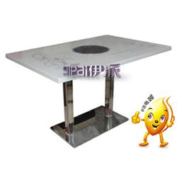 伊派餐饮设备专业生产(图)_供应大理石餐桌_大理石餐桌图片