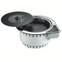直销电烧烤炉_伊派餐饮设备专业供应_河南电烧烤炉图片