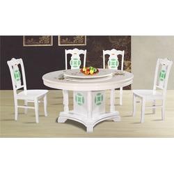 实木餐桌、餐桌、永兴家居广场图片