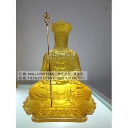 琉璃地藏王菩萨佛像 大愿地藏琉璃佛像 琉璃佛像工厂图片