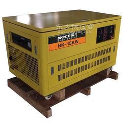 厂家直销15KW燃气汽油两用发电机/220V图片