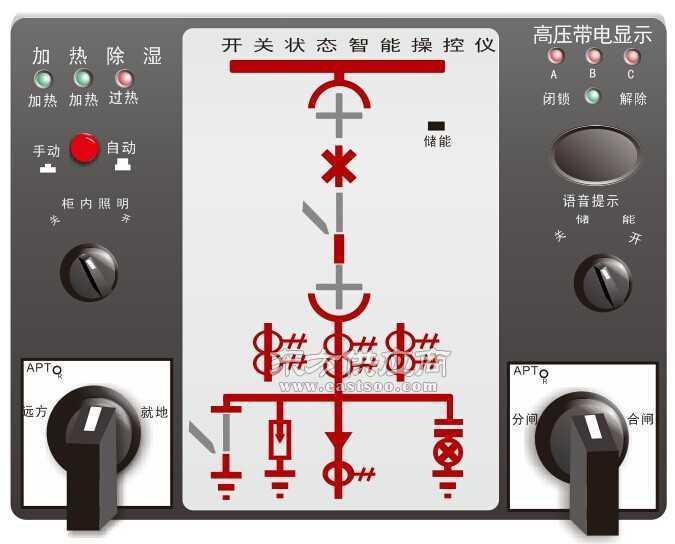 普通型常用智能操控装置