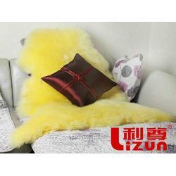 羊毛自由皮形 純羊毛地毯 羊皮沙發坐墊 羊毛飄窗墊圖片