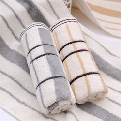 纯棉毛巾、条纹纯棉毛巾、亿家宝图片