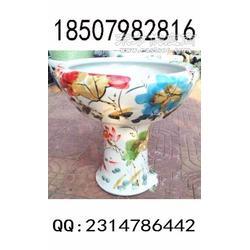 陶瓷鱼大缸定制图片