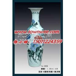 陶瓷大花瓶陶瓷定做青花瓷茶叶罐陶瓷茶具图片