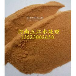 工业水除重金属离子用聚合硫酸铁 高效铁盐混凝剂聚合硫酸铁现货供应图片