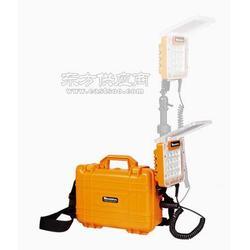 萬得福便攜式移動救援應急照明系統全自動升降泛光燈圖片