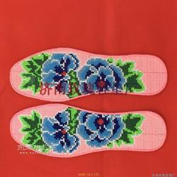 针孔精准印花鞋垫图片