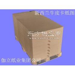 白面牛卡纸供应商伽立纸业4009987908现货直销图片
