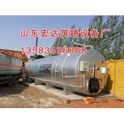 沥青罐生产厂家|山东宏达(已认证)|沥青罐图片