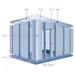 食堂冷库安装公司、冰城制冷、冷库安装图片