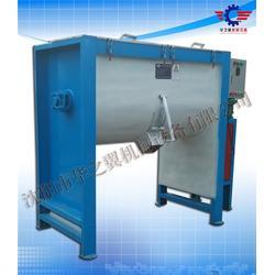 不锈钢卧式搅拌机-华之翼机械(已认证)烟台卧式搅拌机图片