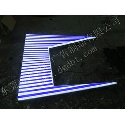 商场LED广告服务、东巴特个性化定制广告、中山商场LED广告图片