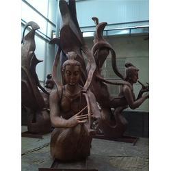 玻璃钢雕塑制作、西安维亚雕塑、张掖玻璃钢雕塑图片