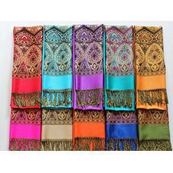 桑蚕丝围巾|欣宝工艺|围巾图片
