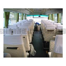 客车座椅头套,利诚纸塑,客车座椅头套图片