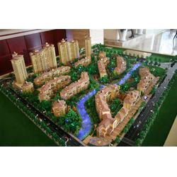 天水规划模型,西安朝乾模型,规划模型图片