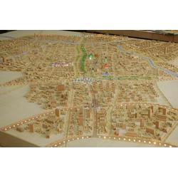 房地产模型、庆阳房地产模型、西安朝乾模型图片