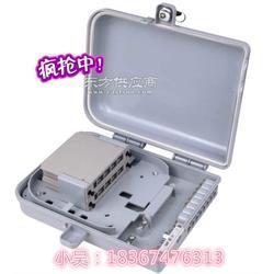 塑料16芯光纤分线箱 塑料分线箱图片