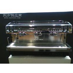 飞马E91A3三头电控半自动咖啡机图片