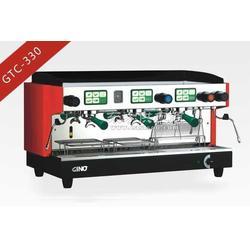 GCM333三头电控半自动咖啡机专卖图片
