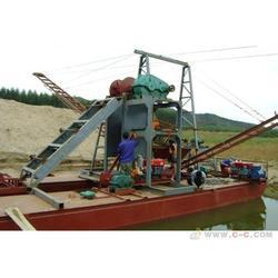 小型挖沙机械-大庆挖沙机械-青州市海天矿沙机械厂(查看)图片