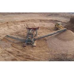 上海筛沙设备、青州海天机械、筛沙设备生产图片