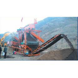 筛沙机械、青州海天机械厂、筛沙机械生产图片