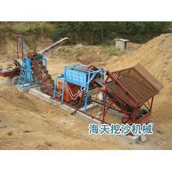 挖沙机械厂家-那曲挖沙机械-青州市海天矿沙机械厂(查看)图片