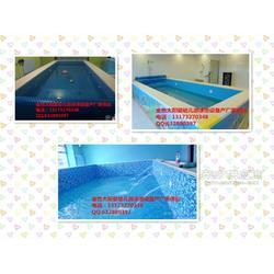 金色太阳厂家供应婴幼儿游泳池图片