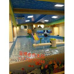 室内大小型游乐场设备商场幼儿亲子水上乐园图片